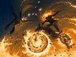 Dante VS Ghost Rider