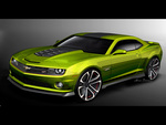 camaro hot wheels concept