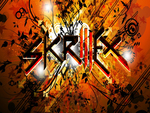 Skrillex Custom Graphic