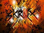 Skrillex Custom Graphic