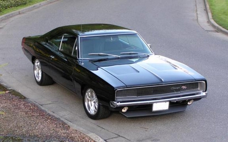 1968 Dodge Charger Rt Dodge Cars Background Wallpapers On