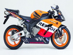 Beautiful Honda CBR 1000RR Fireblade Repsol
