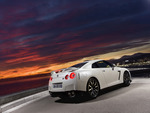 Beautiful Nissan GT-R 2012
