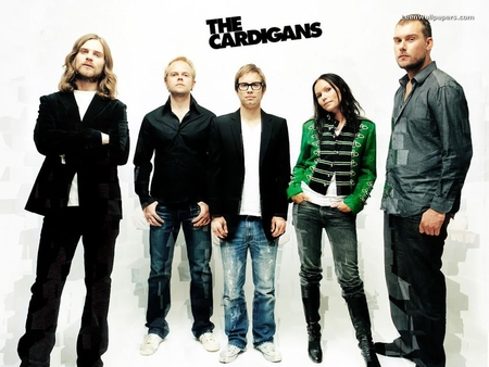 The Cardigans - bands, rock, the cardigans, music