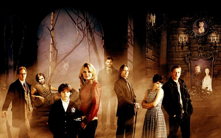 Once Upon A Time - fairytale, once upon a time, series, tv