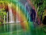 Waterfall Rainbows