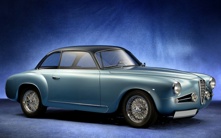 Alfa Romeo 1900 Super Sprint - sprint, super, 1900, coupe, antique, romeo, car, alfa, classic, vintage