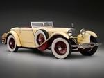 1928 Mercedes 680s Saoutchik Torpedo