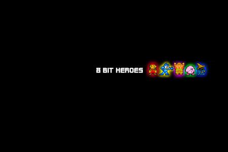 8 Bit Heroes