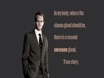 Barney Stinson Awesome Gland