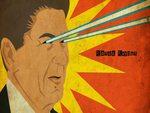 Ronald Raygun (Ronald Reagan)