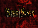 Runescape Logo With Tormented demon
