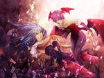 Morrigan & Lilith