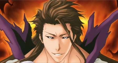 Aizen Sōsuke Second Hōgyoku Form Bleach Anime Background Wallpapers On Desktop Nexus Image 999170