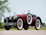1924 Duesenberg Model A Roadster