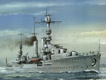 German Cruiser Emden